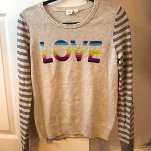 Gap LOVE Sweater M